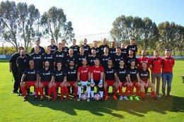 FC United Devils-Kampfmannschaft